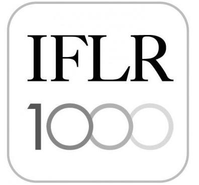 Sion Advogados listada novamente entre os escritórios notáveis na IFLR1000
